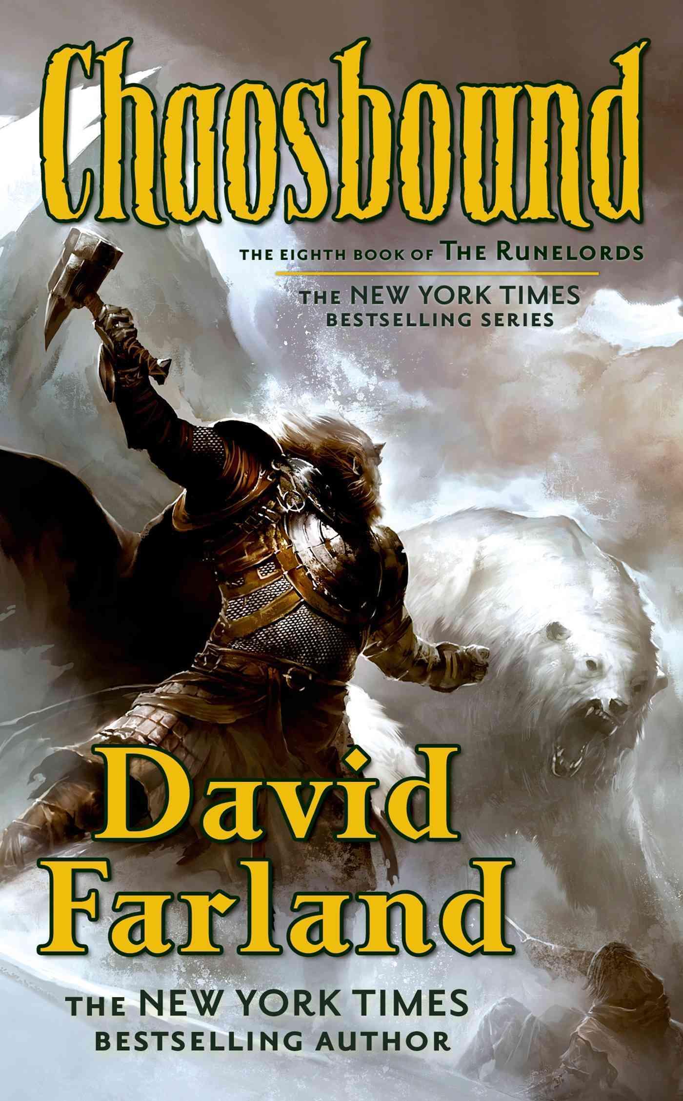Chaosbound By Farland, David